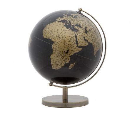 Декорация World Globe Black Gold