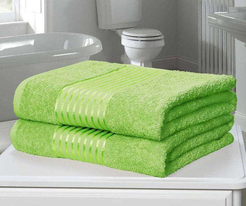 Sada 2 ručníků Windsor Lime 90x140 cm