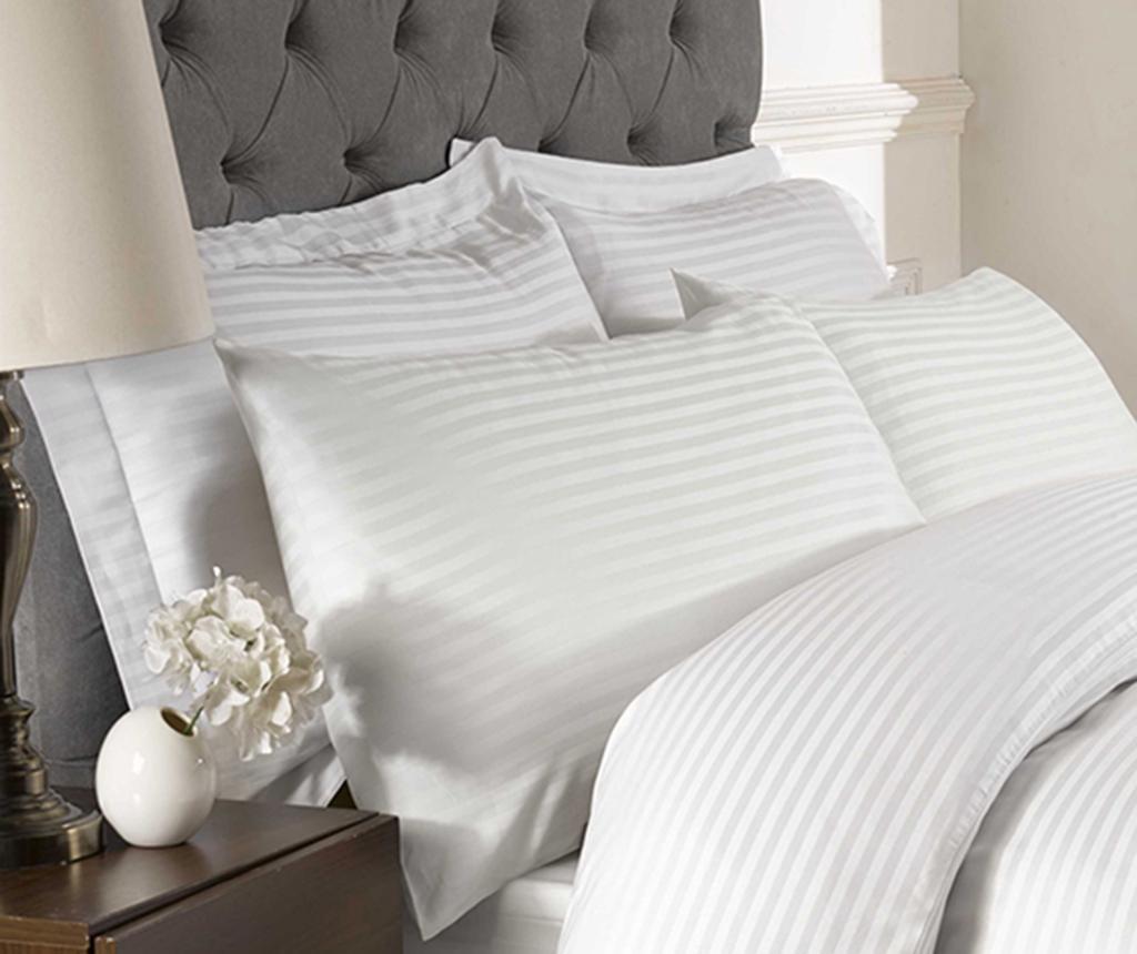 Set 2 jastučnice Brighton Hill Premium White 50x75 cm