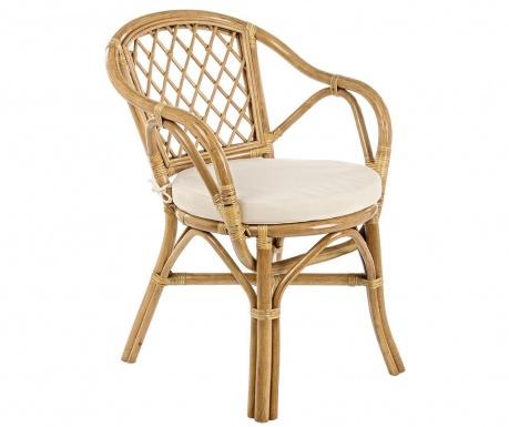 Krzesło ogrodowe Athina Nature