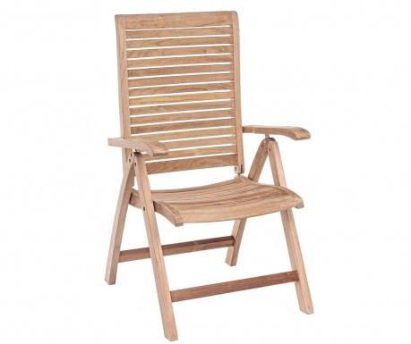 Skladacia stolička do exteriéru Mary