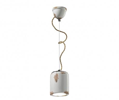 Závesná lampa Try White