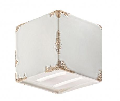 Aplica de perete Painted Square White