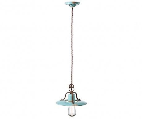 Závesná lampa Antique Little Blue