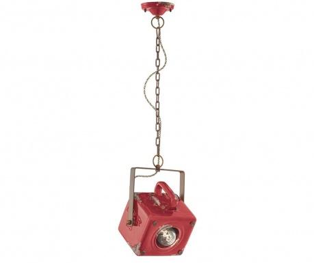 Závesná lampa Tavolo Red