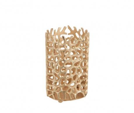 Podstavec na sviečku Coral Gold S