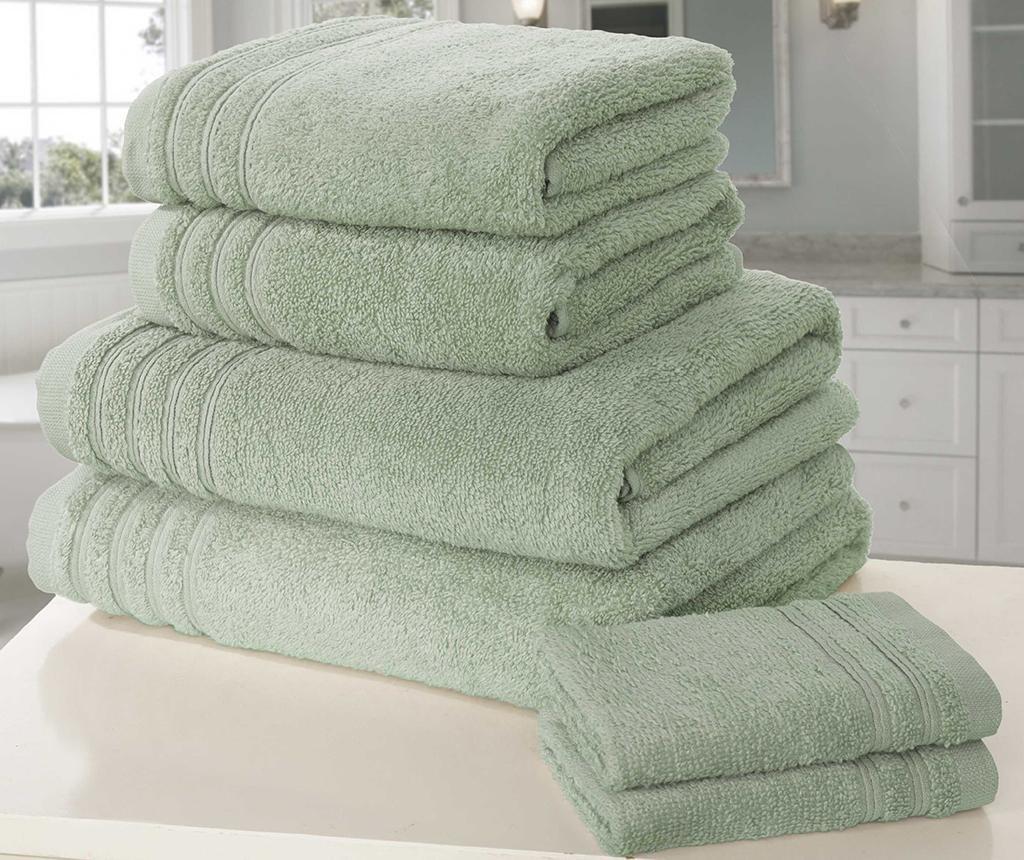 Set 6 kopalniških brisač So Soft Green