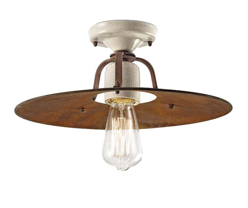 Stropna svetilka Antique M