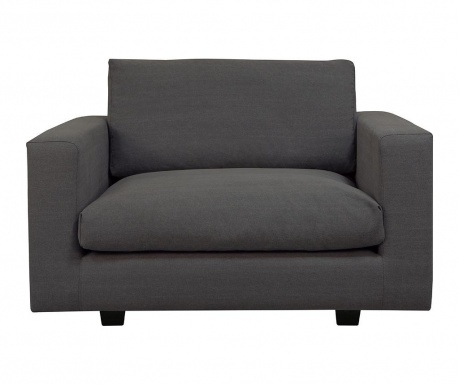 Fritz Dark Grey Fotel