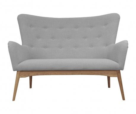 Sofa 2 locuri Karl Grey