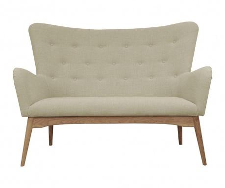 Sofa 2 locuri Karl Beige