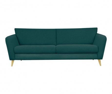 Canapea 3 locuri Max Turquoise