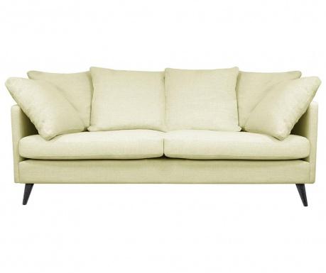 Canapea 3 locuri Victoria Cream