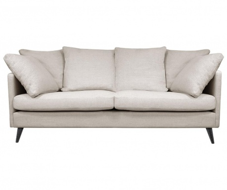 Canapea 3 locuri Victoria Light Grey