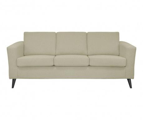 Alex Sand Black Legs Háromszemélyes kanapé