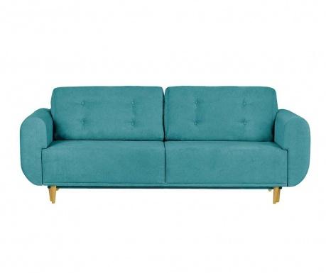 Copenhague Turquoise Háromszemélyes kihúzható kanapé
