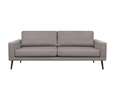 Canapea 3 locuri Franck Light Grey