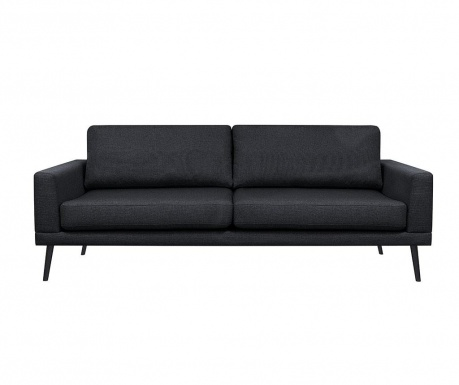 Canapea 3 locuri Franck Black