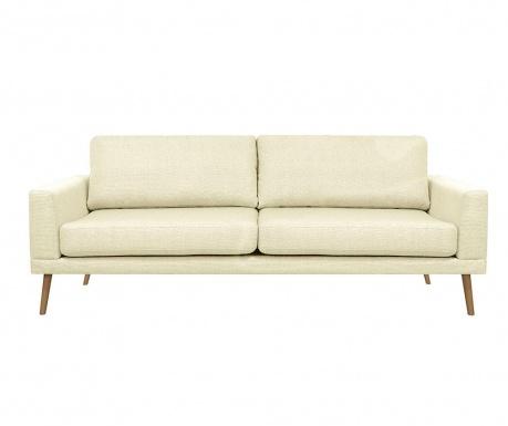Canapea 3 locuri Alan Cream