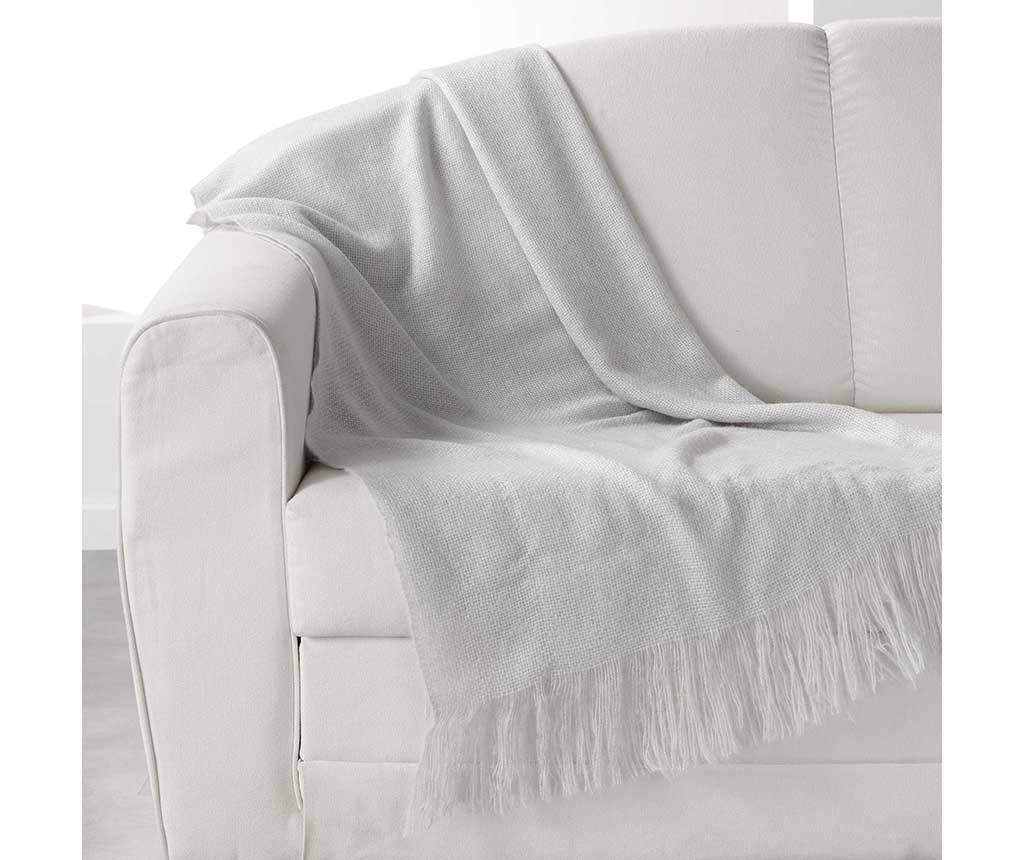 Pled Shelly Grey 120x150 cm