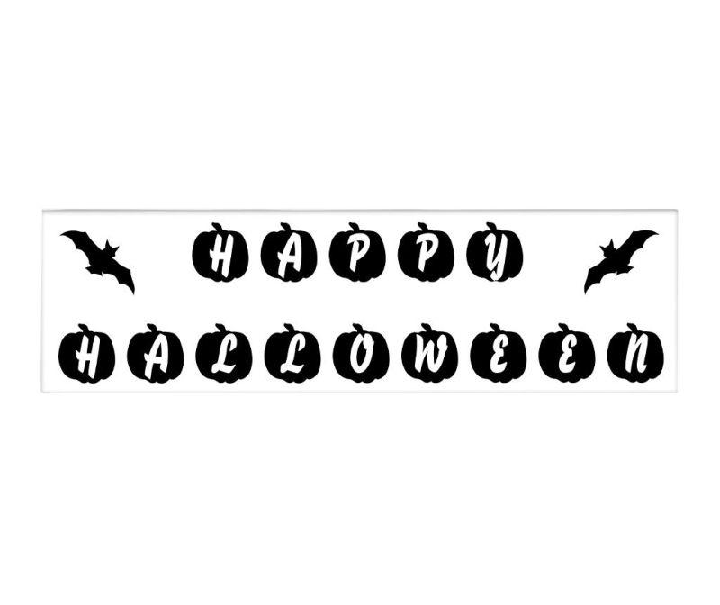 Ukras Happy Halloween 40x147 cm