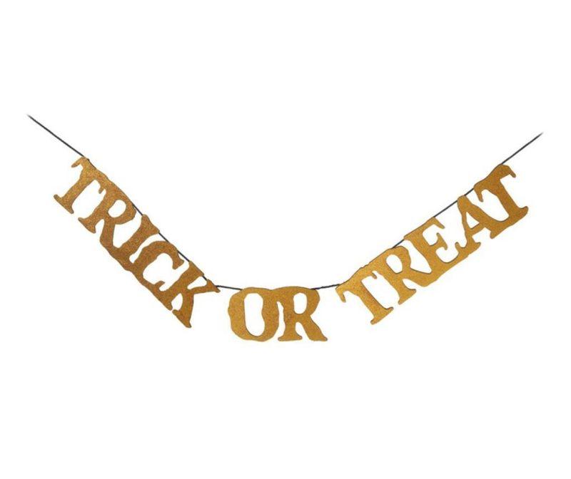 Girlanda Trick or Treat