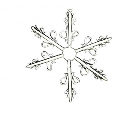 Dekoracja Snowflake