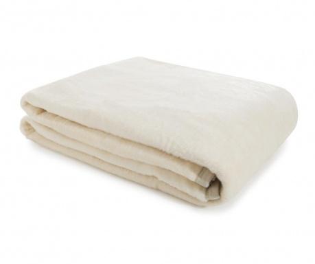 Patura Soft Cream 180x220  cm