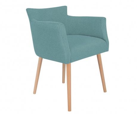 Matt Light Blue Fotel