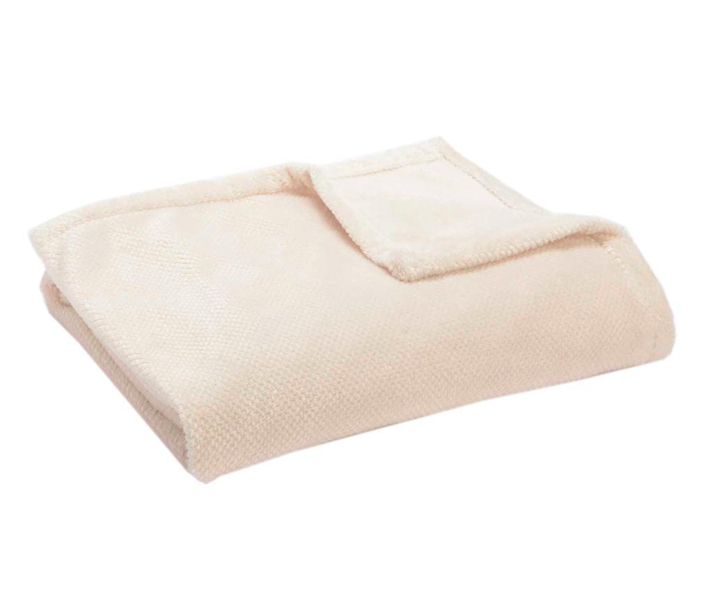 Pléd Calin Cream 130x170 cm