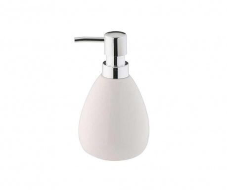 Zásobník na tekuté mydlo Cicely White 370 ml
