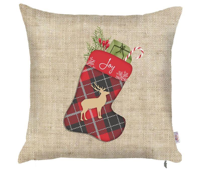 Jastučnica Christmas Joy 43x43 cm