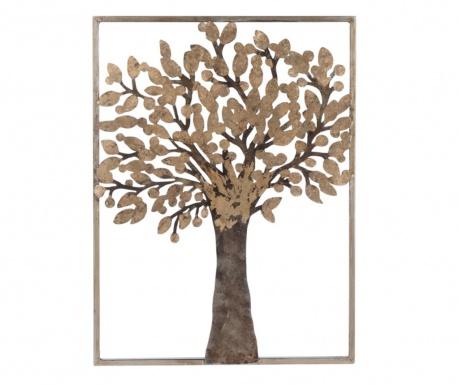 Nástenná dekorácia Golden Tree