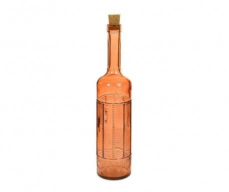 Διακοσμητική φιάλη με πώμα Tuscany Orange