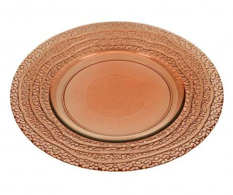 Coral Deep Desszertes tányér