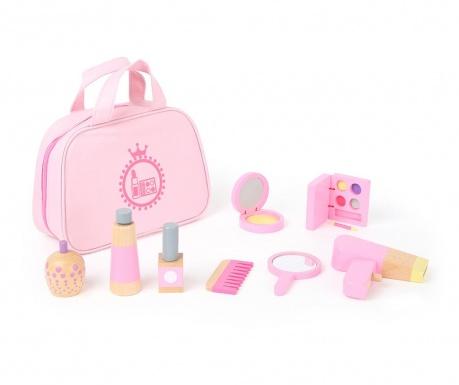 Set kozmetička torba i dodaci igračke Pretty