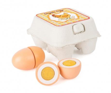 Set jaja i držač igračka Starter