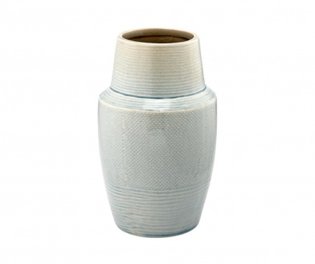 Váza Leah Dusty Green