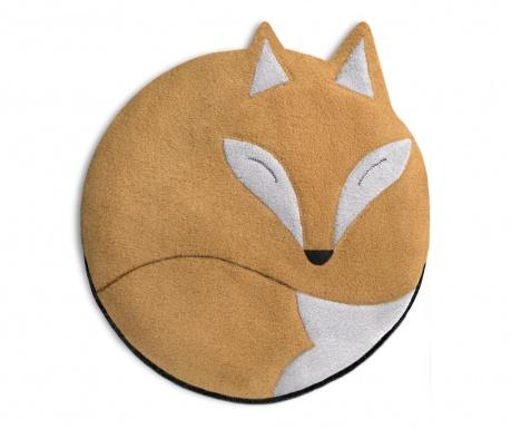 Hrejivý vankúš Luca The Fox Sand 25 cm