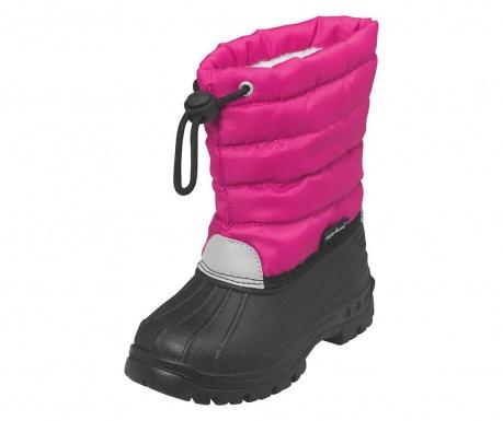 Dětské kozačky Winter Pink 20-21