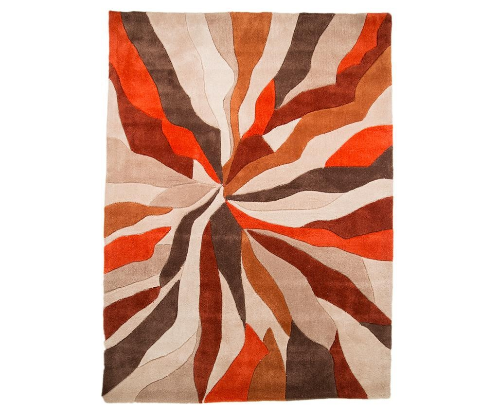 Tepih Splinter Orange 200x290 cm