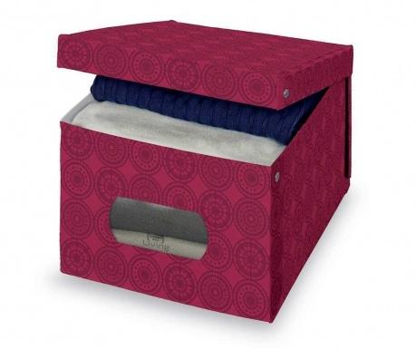 Skladovacia krabica s vekom Ella
