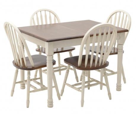 Rosetta Kihúzható asztal és 4 db szék