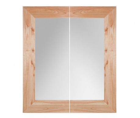 Set 2 ogledal Vannes