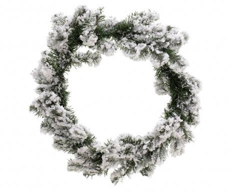 Dekorácia Frosted Wreath