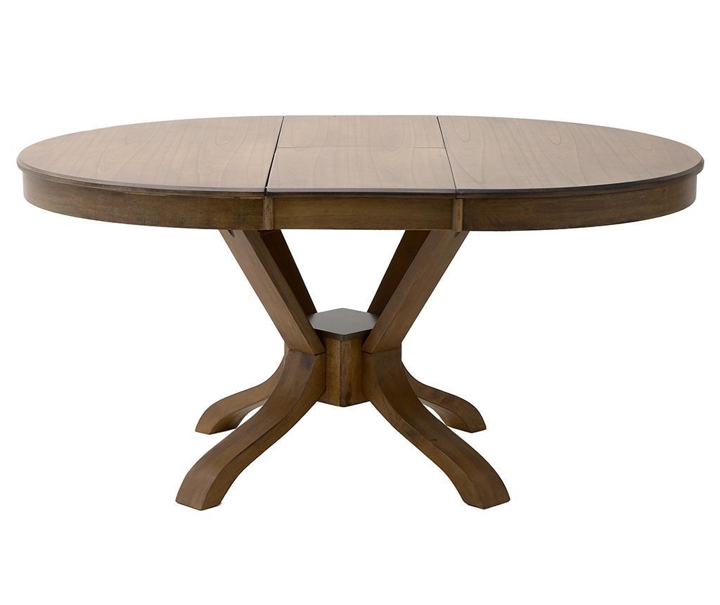 Rozťahovací stôl Angus Oval