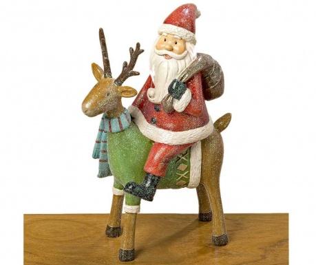 Διακοσμητικό Santa Erol on Elk