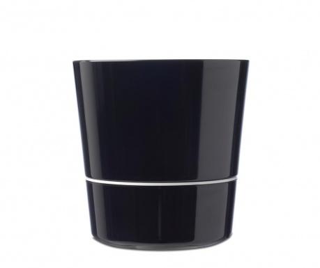 Hydro Black Virágcserép önlocsoló rendszerrel