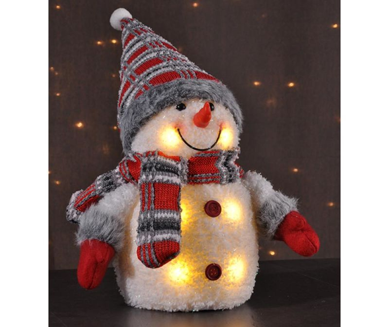 Svjetleći ukras Frosty Snowman