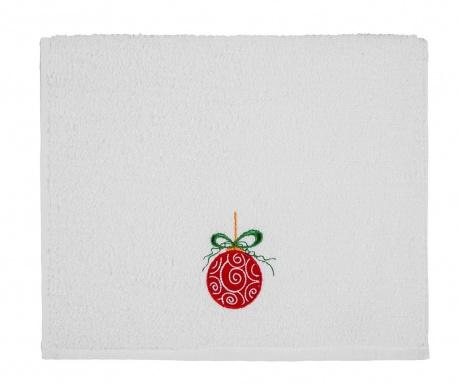 Πετσέτα μπάνιου Red Christmas Ball 30x50 cm